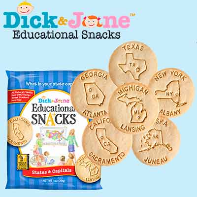 free dick jane educational snacks - FREE Dick & Jane Educational Snacks