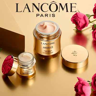 free lancome products - FREE Lancome Products