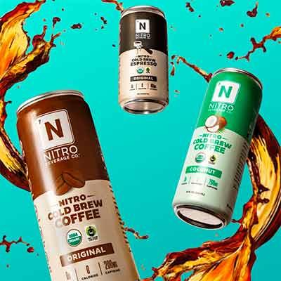 free nitro cold brew coffee - FREE Nitro Cold Brew Coffee