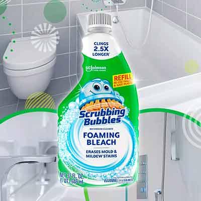 free scrubbing bubbles or fantastik sample from s c johnson - FREE Scrubbing Bubbles or Fantastik Sample from S.C. Johnson
