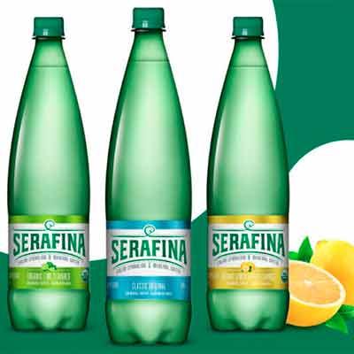 free serafina mineral water - FREE Serafina Mineral Water