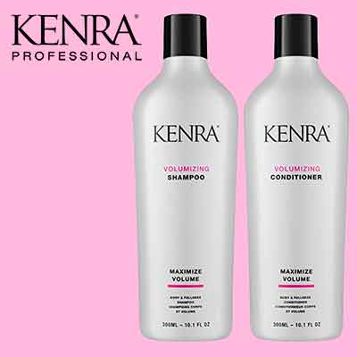 free shampoo conditioner set from kenra professional - FREE Shampoo & Conditioner Set From Kenra Professional