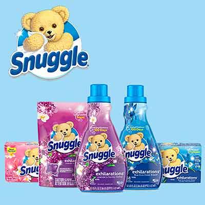 free snuggle fabric softener product - FREE Snuggle Fabric Softener Product