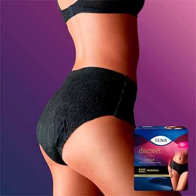 free tena stylish incontinence underwear sample for women - FREE TENA Stylish Incontinence Underwear Sample for Women