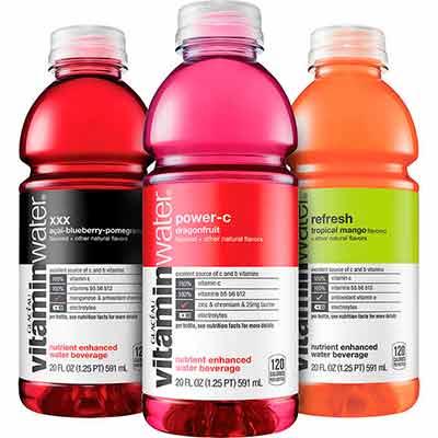 free vitamin water 20 oz - FREE Vitamin Water 20 oz