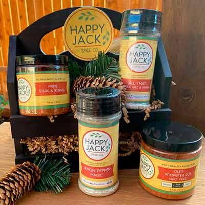 2 free happy jack spice samples - 2 FREE Happy Jack Spice Samples