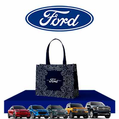 free 2021 ford essence festival tote bag - FREE 2021 FORD Essence Festival Tote Bag