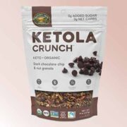 free natures path ketola crunch dark chocolate chip nut granola 180x180 - FREE Nature's Path Ketola Crunch Dark Chocolate Chip & Nut Granola