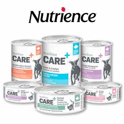 free nutrience care can for pets - FREE Nutrience Care Can For Pets