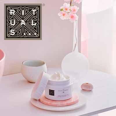 free the ritual of sakura magic touch body cream sample - FREE The Ritual of Sakura Magic Touch Body Cream Sample