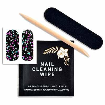 free tough girls nail polish 2 strip sample pack - FREE Tough Girls Nail Polish 2-Strip Sample Pack
