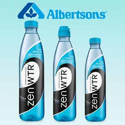 free zenwtr alkaline water at albertsons - FREE ZenWTR Alkaline Water at Albertsons