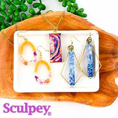 free liquid sculpey earrings party kit - FREE Liquid Sculpey Earrings Party Kit