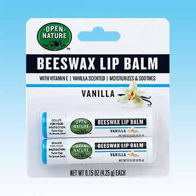 free open nature lip balm - FREE Open Nature Lip Balm