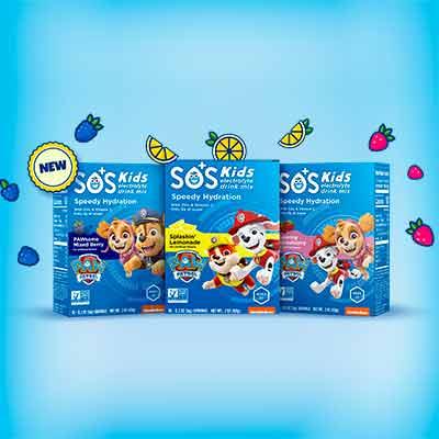 free sos kids hydration - FREE SOS Kids Hydration