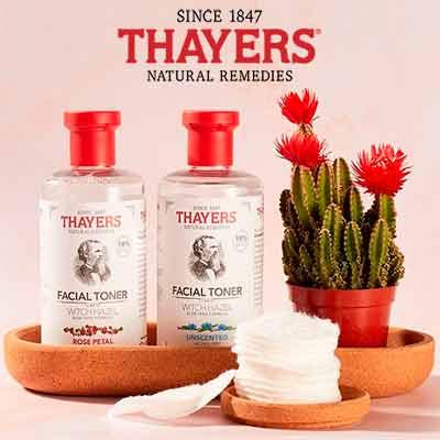free thayers facial toner sample - FREE Thayers Facial Toner Sample