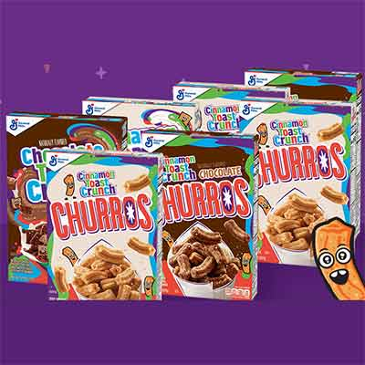 free box of cinnamon toast crunch cereal - FREE Box of Cinnamon Toast Crunch Cereal
