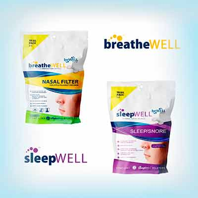 free breathewell and sleepwell samples - FREE BreatheWELL and SleepWELL Samples