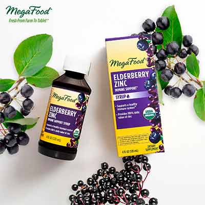 free megafood elderberry zinc immune support syrup - FREE MegaFood Elderberry Zinc Immune Support Syrup