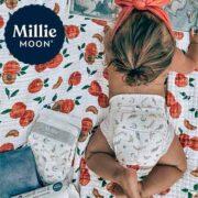 free millie moon luxury diapers sample 2 180x180 - FREE Millie Moon Luxury Diapers Sample