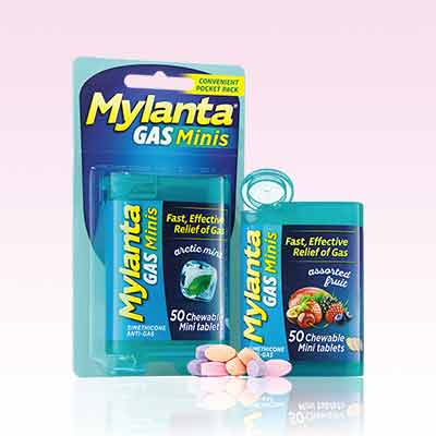 free mylanta gas minis sample - FREE Mylanta Gas Minis Sample