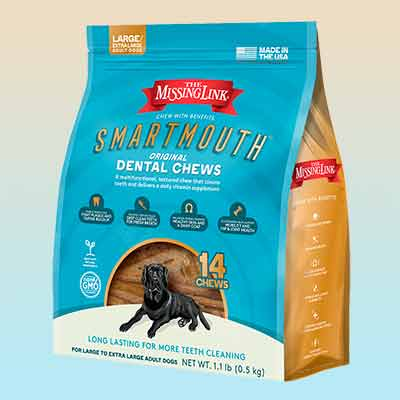 free smartmouth dog dental chews sample - FREE Smartmouth Dog Dental Chews Sample