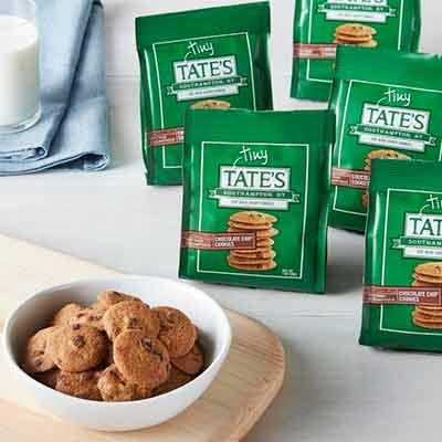 free tiny tates chocolate chip cookies - FREE Tiny Tate's Chocolate Chip Cookies