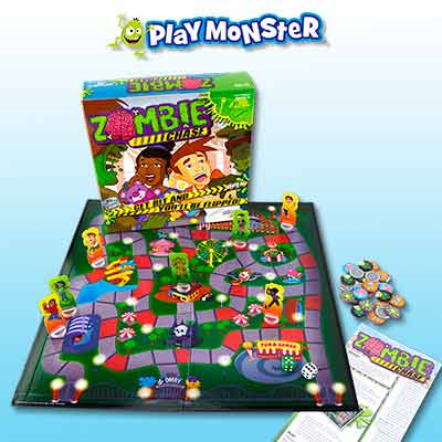 free zombie chase game night party pack - FREE Zombie Chase Game Night Party Pack