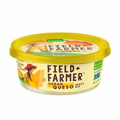 free field farmer vegan queso dip - FREE FIELD + FARMER Vegan Queso Dip