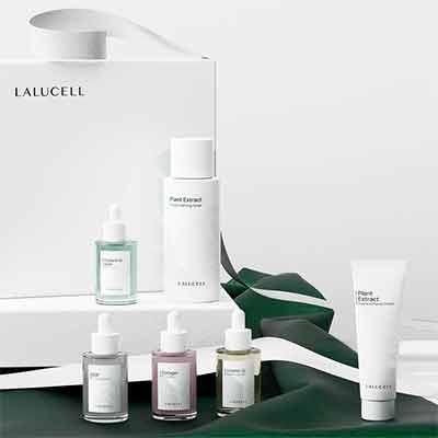 free lalucell calming toner egf revitalizing serum or facial cream - FREE LALUCELL Calming Toner, EGF Revitalizing Serum or Facial Cream