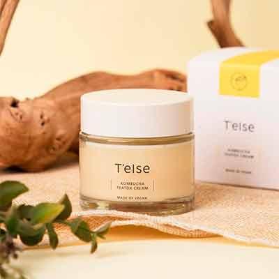 free telse kombucha teatox cream - FREE T'else Kombucha Teatox Cream