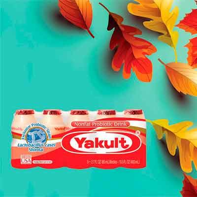 free yakult - FREE Yakult